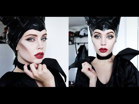 Halloween Series: Maleficent Makeup Tutorial