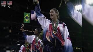 1996 Womens Olympic Basketball Team - U.S. Olympic & Paralympic Hall of Fame Finalist