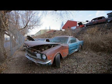 Steve Spots a 1965 Mustang 2+2 Fastback - Junkyard Gold Preview Ep. 4