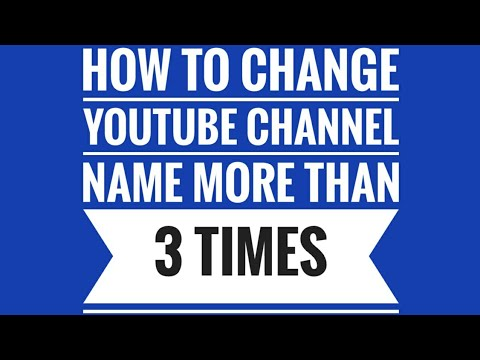 ow to change your youtube channel name more than 3 TIMES 2017 | Quick Fix!!"|480|360|?|2c07624ee8f5e7d0ed301527f295dff3|False|UNLIKELY|0.3657606542110443