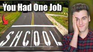 You Had One Job (Funny Fails)