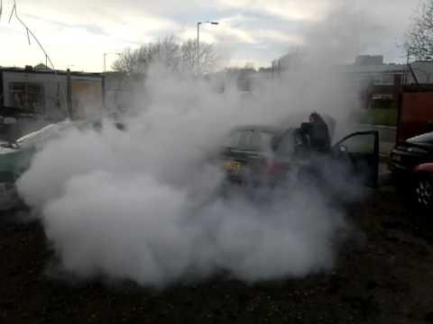 UK MOT Emissions Test