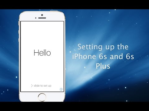 How to Set up iPhone 6s and iPhone 6s Plus - iPhone Hacks