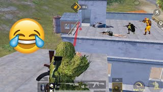 New Trolling Of Noobs 😝🤣   PUBG MOBILE FUNNY MOMENTS