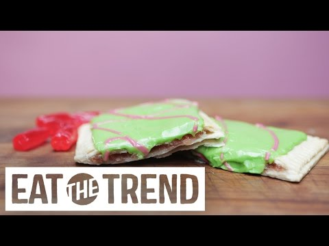 Watermelon Jolly Rancher Pop-Tarts   Eat the Trend