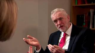 Jeremy Corbyn on Brexit, immigration and a maximum wage