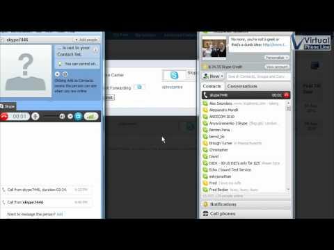 How to change Ringto VirtualPhoneLine (New)