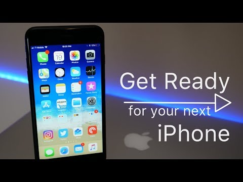 iPhone - Prepare To Upgrade Guide