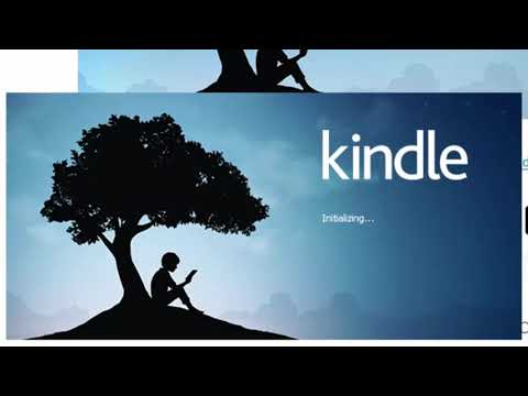 How to Install Kindle for PC 1.21 on Windows