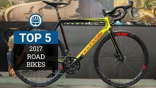Top 5 - Road Bikes 2017