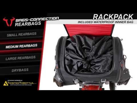 2013 Bags-Connection Quick-Lock Tailbags for Motorcycles from TwistedThrottle.com