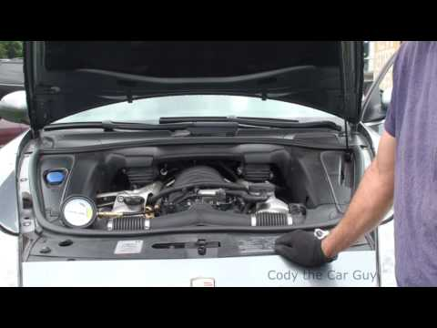 Porsche Cayenne Starts up then stalls simple and easy way to check it