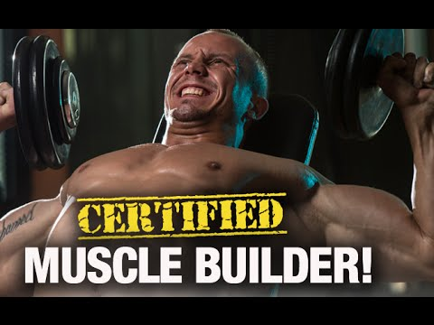 How to Gain Muscle Fast (WORKS EVEN ON STUBBORN MUSCLES!)