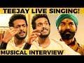 Download எனக்காக Dhanush Sir பாடுனது ரொம்ப Special Asuran Teejay Reveals Interesting Stories mp3