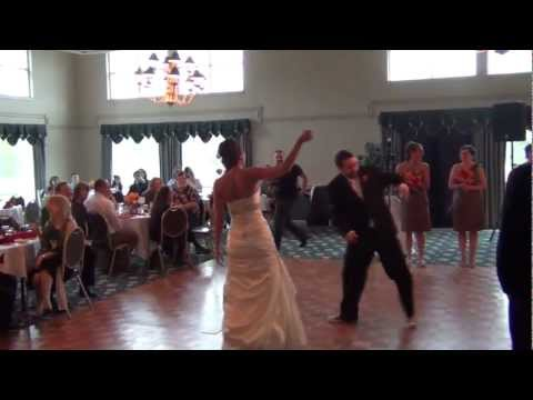 Funniest Grand Entrance Ever At The Wedding Reception Mississauga