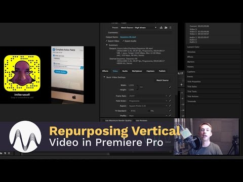 Repurposing Snapchat for YouTube - How to Create