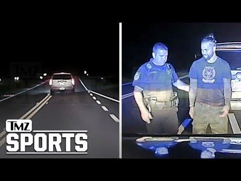 WWE's Jimmy Uso DUI Arrest Video Shows Star Scarily Swerving, Speeding Source | TMZ Sports