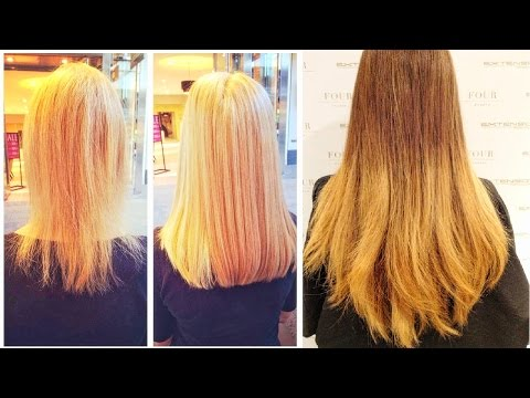 Amazing DIY To Get Voluminous/ THICK HAIR Overnight