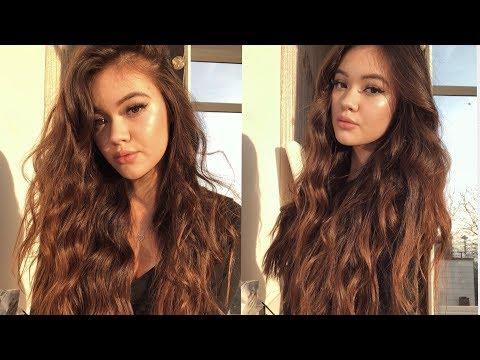 How I Curl My Hair | viviannnv