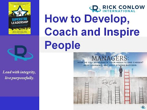 How to Develop, Coach and Inspire People