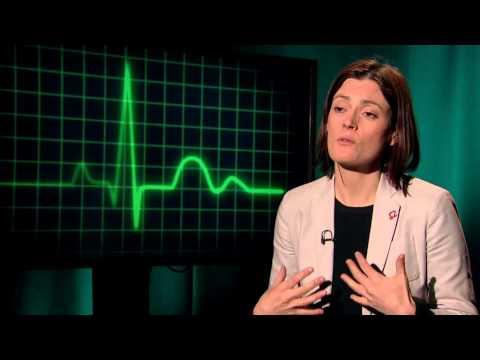 Cardiac nurse June Davison explains what symptoms women should look out for
