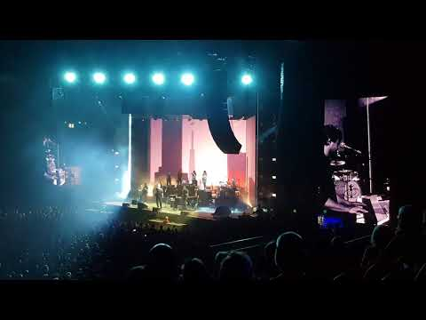 Elbow - New York Morning - Birmingham Genting Arena - 3rd March 2018