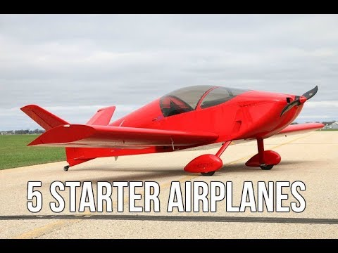 5 Personal Airplanes You Can Buy For Less Than $30,000