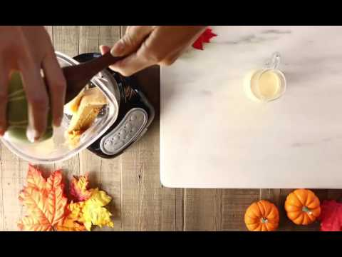 Marie Callender's Pumpkin Eggnog Shake