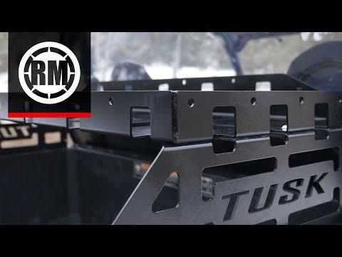 Polaris General Tusk Cargo Rack