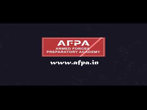 BEST COACHING ACADEMY FOR SSB IN INDIA - AFPA