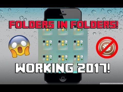 [New] How to put folders inside folders iOS (Nested folders glitch)