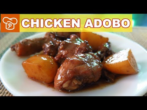 How to Cook Chicken Adobo