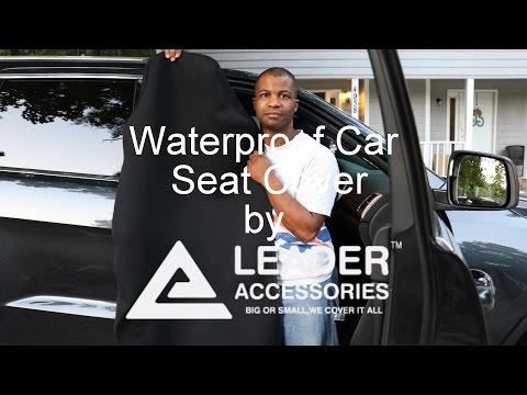Leader Accessories Waterproof Car Seat Cover