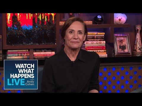 Laurie Metcalf On Hearing Tom Arnold Wanted To Date Her | WWHL