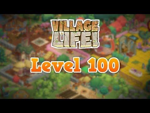 Village Life S3 Ep21 - Level 100!
