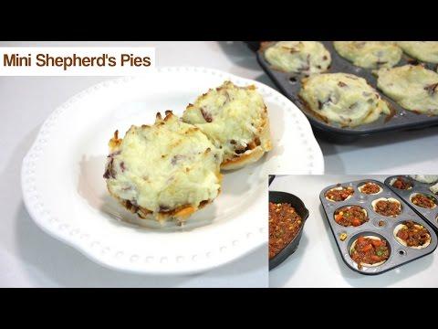 Easy Mini Shepherd's Pie Recipe: How To Make Shepherds Pie With Ground Beef