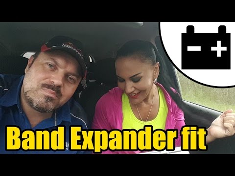 How to fit a radio Band Expander to Nissan Note #1408