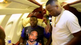 CMG Welcomes Blac Youngsta, Signs Contract On Private Jet