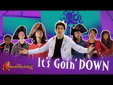 It's Goin' Down feat. Disney Channel Stars| Descendants 2