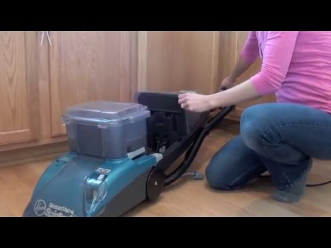 Hoover SteamVac With Clean Surge F5914-900 Review