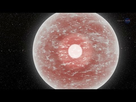 ScienceCasts: Strong Magnetic Fields Found Inside Stars