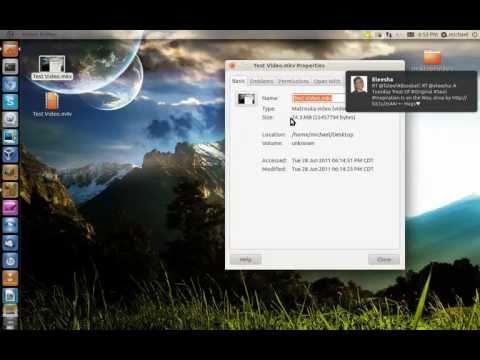 Reduce Video File Size - HandBrake - Ubuntu 11.04