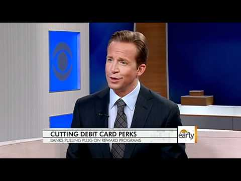 Debit card rewards may be history