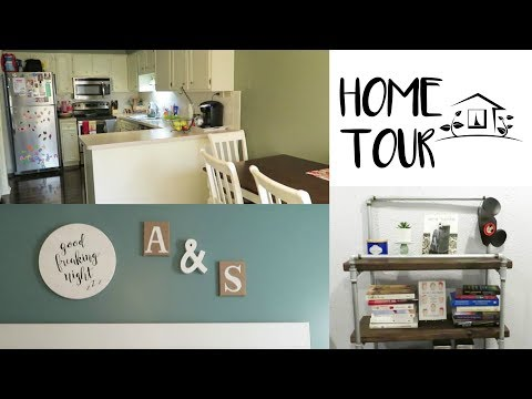 HOUSE TOUR! | Our First Home