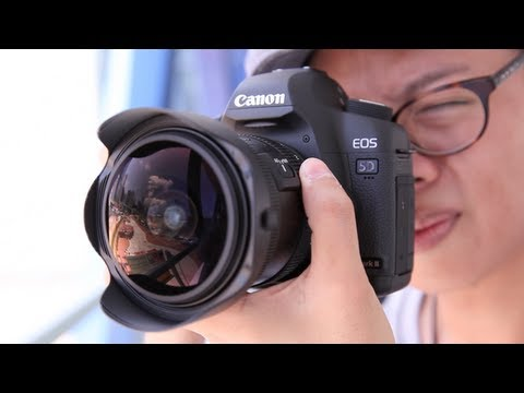 Canon EF 8-15mm f/4 L USM fisheye Hands-on Review