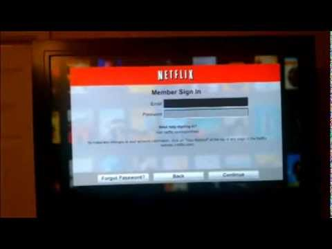 How To Switch / Change Netflix Account Xbox 360 - 2014 CODE