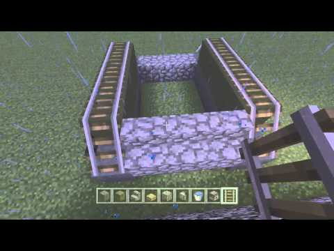 How To Build a Working Tank in Minecraft - (XBOX ONE/XBOX 360/PS4/PS3/PC/PE)