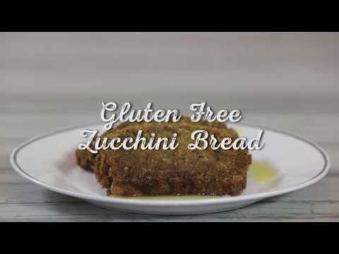 How to Make: Gluten Free Zucchini Bread