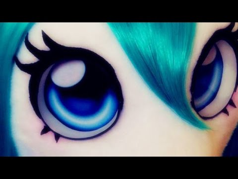 Kemono Fursuit Eye Tutorial (Turn on Translations)
