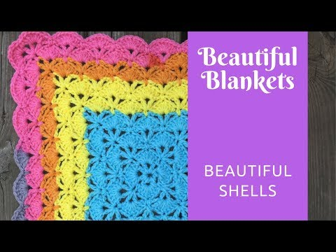 Beautiful Blankets: Beautiful Shells